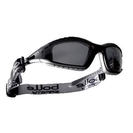 Okulary Ochronne Bolle Tracker II - Przyciemniane Soczewki - EN1720, EN166.1.F.T, EN166.1.B.3.4