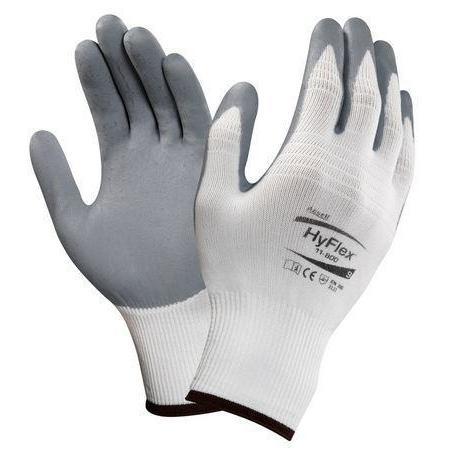 Rękawice Ochronne Powlekane Nitrylem Ansell Hyflex 11-800 - EN388 3131 EN1149 sklep BHP