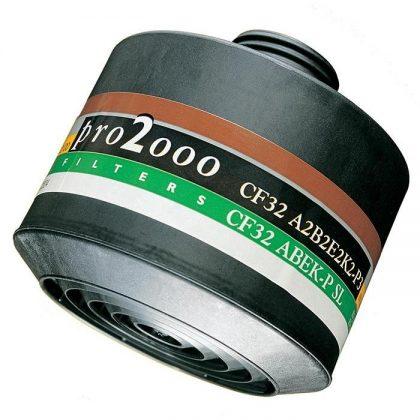 Filtropochłaniacz Scott Pro2000 CF32 ABEK2P3 - EN14387 EN12941 EN12942 - Sztuka - Sari / Promask / Vision / Proflow sklep BHP