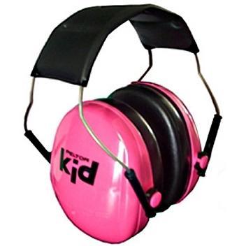 Nauszniki przeciwhałasowe dla dzieci 3M™ Peltor™ Kid (Różowe) EN352-1 SNR 27
