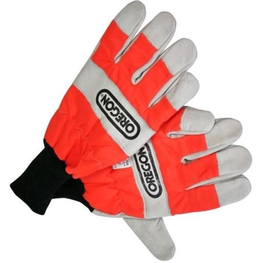 Rękawice Ochronne Dla Pilarzy Oregon - Klasa 0 16m/s - EN 381, EN 388 - Ochrona Lewej Dłoni sklep BHP