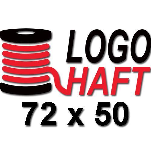 Logo Haftowane - Rozmiar 72 x 50mm sklep BHP