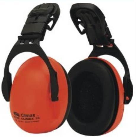 Nauszniki Ochronne 16 P Dla Kasków Climax - SNR 27dB - EN352