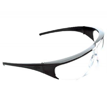 Klasyczne Okulary Ochronne Honeywell Sperian MILLENNIA z taśmą Flexicord - Przezroczyste Niezaparowujące Soczewki - EN 166.1.F.T EN170