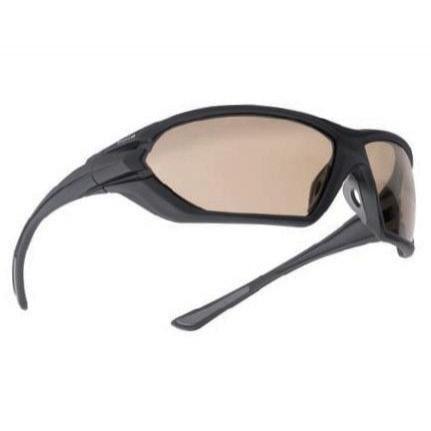 Przyciemniane Balistyczne Okulary Przeciwsłoneczne Bolle Assault V50 193 m/s - EN166 Stanag 2920 EN172