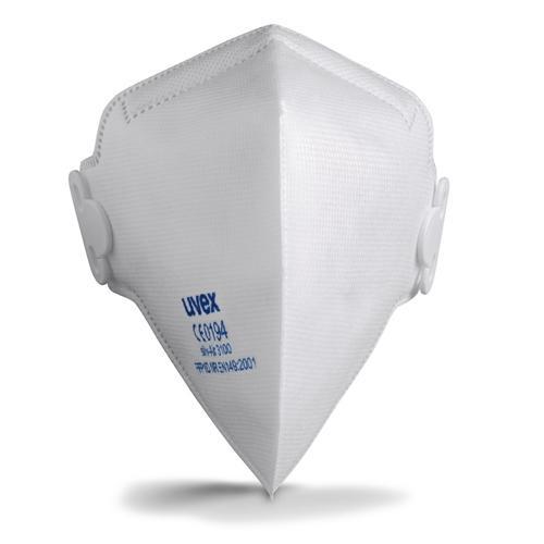 Półmaska Filtrująca Bez Zaworu UVEX silv-Air C 3100 - FFP1 - 30 Sztuk sklep BHP
