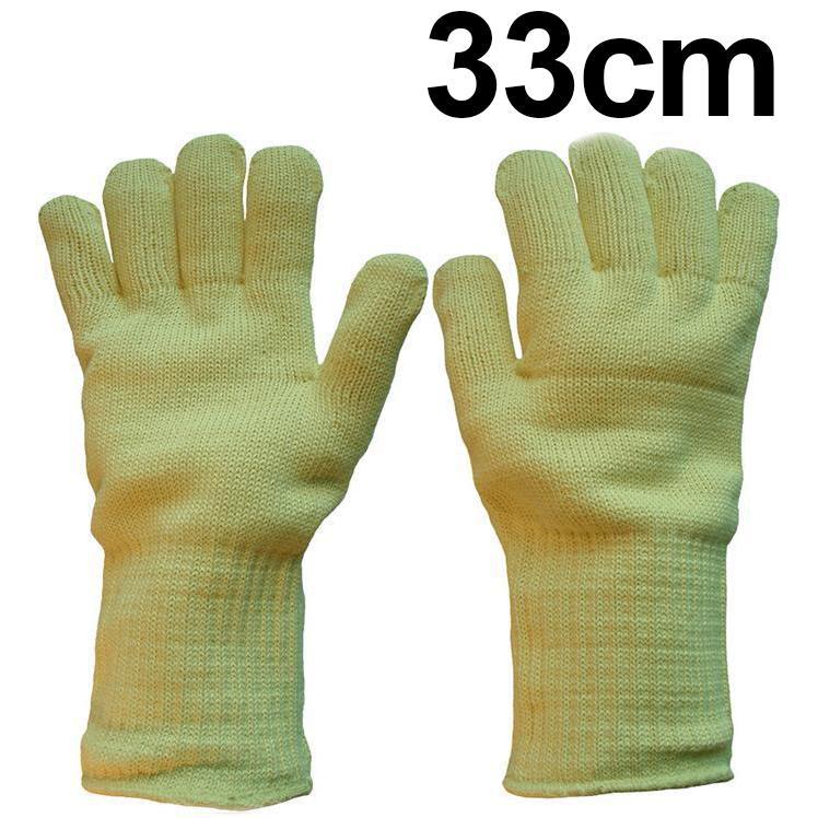 13d7cbaa061af Wytrzymałe Rękawice UCI Kevlar® Gauntlet - Długość 33cm - EN407 43432X  EN388 2541