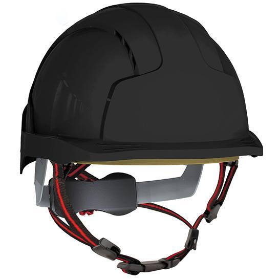 Kask JSP EVOLite® Skyworker - Czarny - EN12492 EN397 sklep BHP