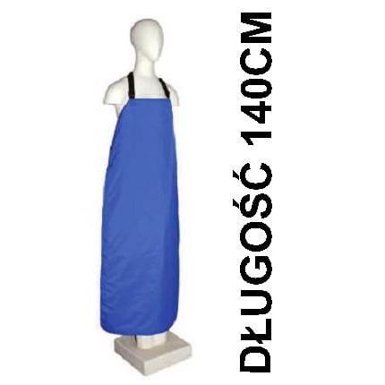 Wodoodporny Fartuch Kriogeniczny Scilabub Frosters - Długość 1400mm - Szerokość 620mm - EN388 2X2X EN511 22X