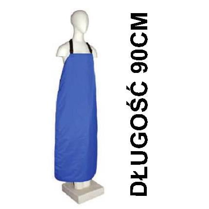 Wodoodporny Fartuch Kriogeniczny Scilabub Frosters - Długość 900mm - Szerokość 620mm - EN388 2X2X EN511 22X sklep BHP
