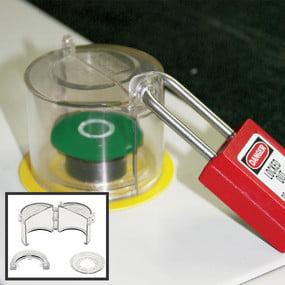 Osłona Zabezpieczająca Przyciski Elektryczne Master Lock S2151 sklep BHP