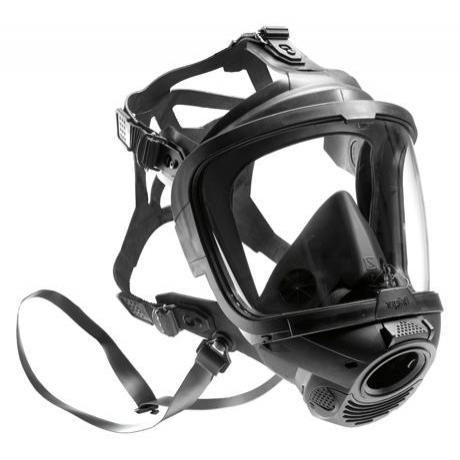 Maska na cała twarz Drager FPS 7000 -  z gumy DIN - rozmiar M -EN136 klasa 3 i EN137 - R56310 sklep BHP