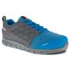 Męskie obuwie ochronne Reebok Oxford kolor niebieski oraz szary - S1P - SRC - EN20345 - IB1038S1P sklep BHP