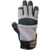 Rękawice premium dla mechaników z  częściowo zakrytym kciukiem i palcem wskazującym, pozostałe trzy palce całkowicie zasłonięte - EN388 (2120) - Para sklep BHP