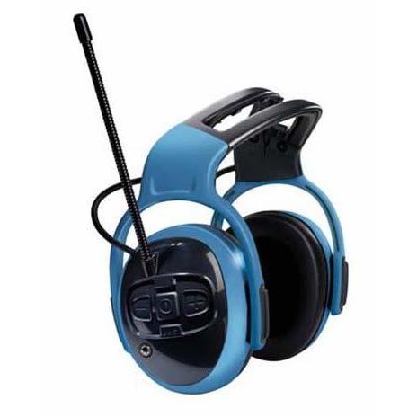 Nauszniki chroniące słuch z wbudowanym radiem Left/RIGHT™ - EN352-1: 2002 / EN352-3: 2002 ANSI S3.19-1974 - 10108381 sklep BHP