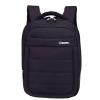 Plecak z kieszenią na laptopa koloru czarnego - 45 x 33 x 12cm - BP850-AB sklep BHP
