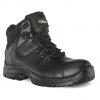 Buty robocze antypoślizgowe Titan Hiker czarne - S1P sklep BHP