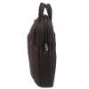 Biznesowa torba na laptopa koloru czarnego - pasująca do laptopów 17 cala - LB645