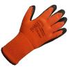Szczotkowane akrylowe rękawice robocze z powłoką lateksową - EN388 (3243) - THERMAL7