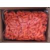 Jednorazowe pomarańczowe zatyczki do uszu z pianki PU - 200 par -EN352-2 - SNR 36